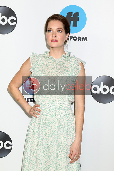 LOS ANGELES - FEB 5:  Meghann Fahy at the Disney ABC Television Winter Press Tour Photo Call at the Langham Huntington Hotel on February 5, 2019 in Pasadena, CA