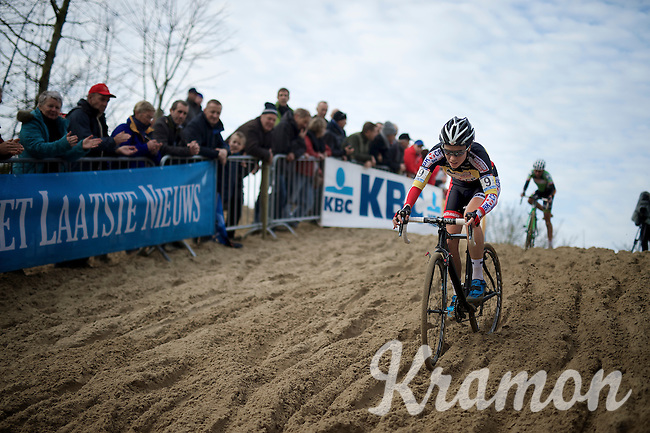 Sanne Cant (BEL/BKCP-Powerplus)<br /> <br /> Koksijde CX World Cup 2014