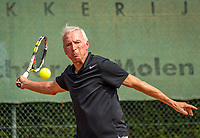 Etten-Leur, The Netherlands, August 26, 2017,  TC Etten, NVK, Max de Graaff (NED)<br /> Photo: Tennisimages/Henk Koster