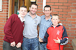 Bambi. Ian Mulroy, Stephen Harrison and Dillon O'Brien at the Open Day for Boyne Garda Youth Project...Picture Jenny Matthews/Newsfile.ie