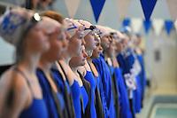 CCSU Swimming & Diving vs. NE 1/21/2017