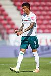 Davie Selke (SV Werder Bremen), <br /> <br /> Sport: Fussball: 1. Bundesliga:: nphgm001:  Saison 19/20: 33. Spieltag: 1. FSV Mainz 05 vs SV Werder Bremen 20.06.2020<br /> Foto: Neis/Eibner/Pool/via gumzmedia/nordphoto<br /><br />DFB regulations prohibit any use of photographs as image sequences and/or quasi-video.<br />Editorial Use ONLY<br />National and International News Agencies OUT<br />  DFL REGULATIONS PROHIBIT ANY USE OF PHOTOGRAPHS AS IMAGE SEQUENCES AND OR QUASI VIDEO<br /> EDITORIAL USE ONLY<br /> NATIONAL AND INTERNATIONAL NEWS AGENCIES OUT