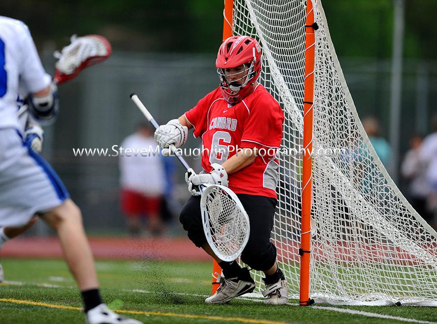 Hall High School vs. Concord High School Lacrosse 5/19/11