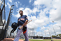 Norichika Aoki (Astros),<br /> FEBRUARY 20, 2017 - MLB :<br /> Houston Astros spring training baseball camp in West Palm Beach, Florida, United States. (Photo by AFLO)