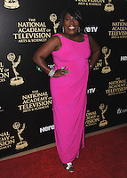 BEVERLY HILLS, CA - JUNE 22:  Sheryl Underwood at the 41st Annual Daytime Emmy Awards at the Beverly Hilton Hotel on June 22, 2014 in Beverly Hills, California. SKPG/MPI/Starlitepics