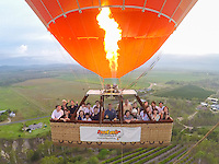 20150101 01 January Hot Air Balloon Cairns