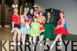 Pictured at the Academy of Dance anual show held in Siamsa on Sunday were:  Sophie Hand, Lauren O'Sullivan, Maeve Lyons, Aoife Garvey, Katie Heneghan, Aki O Rourke, Evangeline O Dowd, Hannah Nix
