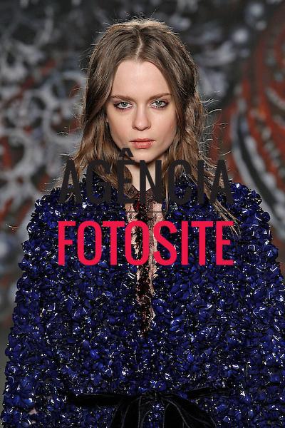 Jenny Packham<br /> <br /> New York- Inverno 2015