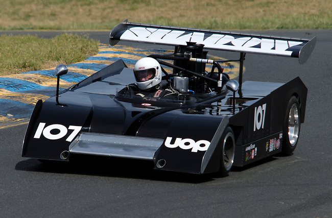 UoP Shadow Can-Am Car