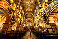 Basilica of Our Lady of the Assumption - Monastery of St. Benedict<br /> Basílica Nossa Senhora da Assunção - Mosteiro de São Bento in Sao Paulo, Brazil