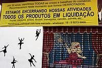 29/05/2020 - COMERCIANTE ENCERRA ATIVIDADES EM CAMPINAS