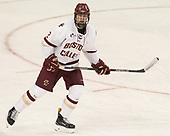 Scott Savage (BC - 2) - The visiting University of Vermont Catamounts tied the Boston College Eagles 2-2 on Saturday, February 18, 2017, Boston College's senior night at Kelley Rink in Conte Forum in Chestnut Hill, Massachusetts.Vermont and BC tied 2-2 on Saturday, February 18, 2017, Boston College's senior night at Kelley Rink in Conte Forum in Chestnut Hill, Massachusetts.