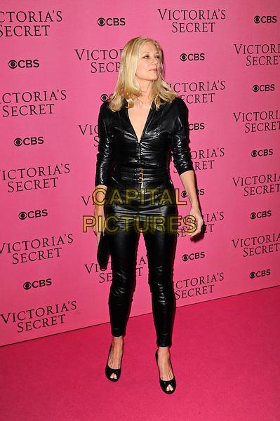 LONDON, ENGLAND - DECEMBER 2: Joely Richardson attends the pink carpet for Victoria's Secret Fashion Show 2014, Earls Court on December 2, 2014 in London, England.<br /> CAP/MAR<br /> &copy; Martin Harris/Capital Pictures