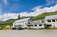 The Mother Lode Lodge, Hatcher Pass, Alaska.