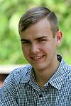Senior Portrait Trevor