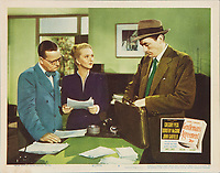 Gentleman's Agreement (1947) <br /> Lobby card<br /> *Filmstill - Editorial Use Only*<br /> CAP/MFS<br /> Image supplied by Capital Pictures