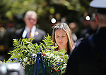 Images from the 20th annual Nevada Law Enforcement Memorial ceremony at the Capitol in Carson City, Nev., on Thursday, May 4, 2017.<br /> Photo by Cathleen Allison/Nevada Photo Source
