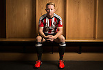 Mark Duffy of Sheffield Utd 10th September 2016