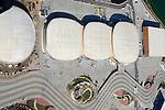 Carioca Arena 1 2 3,<br /> APRIL 2016 : An aerial view of the Carioca Arena in Rio de Janeiro, Brazil.<br /> (Photo by Hitoshi Mochizuki/AFLO)