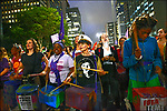 Manifestaçao Dia Internacional da Mulher, Avenida Paulista, Sao Paulo. 2018. Foto © Juca Martins.