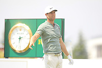 Lucas Bjerregaard (DEN) on the 10th tee during Round 3 of the HNA Open De France at Le Golf National in Saint-Quentin-En-Yvelines, Paris, France on Saturday 30th June 2018.<br /> Picture:  Thos Caffrey | Golffile