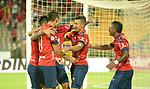 Independiente Medellín venció 1-0 a Millonarios. Fecha 3 Liga Águila I-2018.