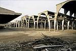 La trasformazione della Città in vista delle Olimpiadi 2006. I mercati generali trasformati in villaggio olimpico.