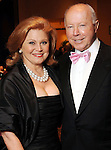 Jan and Dan Duncan at the Pink Tie Gala at the InterContinental Hotel Saturday March 6,2010. (Dave Rossman Photo)