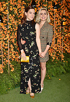 PACIFIC PALISADES, CA - OCTOBER 06: Jane Levy (L) and Mae Whitman arrive at the 9th Annual Veuve Clicquot Polo Classic Los Angeles at Will Rogers State Historic Park on October 6, 2018 in Pacific Palisades, California.<br /> CAP/ROT/TM<br /> &copy;TM/ROT/Capital Pictures