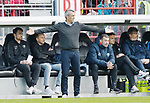 12.05.2019,  GER; 2. FBL, FC St. Pauli vs Vfl Bochum ,DFL REGULATIONS PROHIBIT ANY USE OF PHOTOGRAPHS AS IMAGE SEQUENCES AND/OR QUASI-VIDEO, im Bild Trainer Robin Dutt (Bochum) Foto © nordphoto / Witke *** Local Caption ***