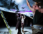 The Royal Central School of Speech and Drama. &quot;A Midsummer Nights Dream&quot; by William Shakespeare.<br /> Director: Stephen Hudson<br /> Associate Director: Tricia Hitchcock<br /> Scenography: Andreas Skourtis<br /> Lighting Design: Joshua Gadsby<br /> Sound Designer: Joe Dines (student)<br /> Assistant Designer: Vivianna Chiotini<br /> Performed by MA Acting Classical students