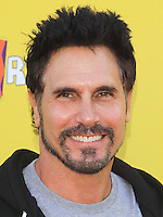 SANTA MONICA, CA, USA - NOVEMBER 16: Don Diamont arrives at the P.S. ARTS Express Yourself 2014 held at The Barker Hanger on November 16, 2014 in Santa Monica, California, United States. (Photo by Celebrity Monitor)