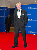 "MSNBC ""Hardball"" host Chris Matthews arrives for the 2017 White House Correspondents Association Annual Dinner at the Washington Hilton Hotel on Saturday, April 29, 2017.<br /> Credit: Ron Sachs / CNP"