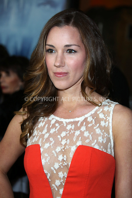 WWW.ACEPIXS.COM....US Sales Only....February 27 2013, LA....Carly Craig at the premiere of 'The Phantom' on February 27 2013 in Hollywood, Los Angeles....By Line: Famous/ACE Pictures......ACE Pictures, Inc...tel: 646 769 0430..Email: info@acepixs.com..www.acepixs.com