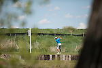 19 MAY 2016: Martin Cancino of Lynn University hits his drive during the 2016 Division II Men's Individual Golf Championship held at Green Valley Ranch Golf Club in Denver, CO. Justin Tafoya/NCAA Photos