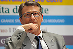 (KIKA) - TORINO - 17/05/2013 A Torino si tiene il 26° Salone del Libro con esposizioni, dibattiti e grandi ospiti, al salone del Lingotto. Gegè Telesforo