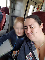 "Pictured: Kayla Oldfield<br /> Re: A young mother died from using strong painkillers prescribed to a relative who was taking them for cancer.<br /> Kayla Oldfield, 28, had chronic back pain but the tablets she was given by her doctor didn't help.<br /> An inquest heard Kayla started using Oxicodol which were meant for her partner's dying mother.<br /> But she was unaware of the correct dose and took so many it killed her, the hearing was told.<br /> Her partner Richard Hatch, 34, came home from picking their six-year-old son up from school to find Kayla ""unresponsive"" on the settee."