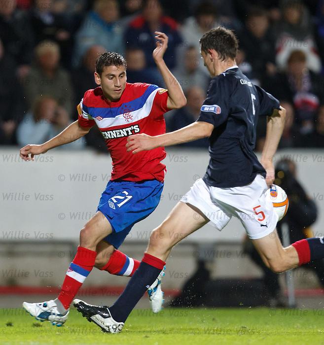 Alejandro Bedoya on the wing