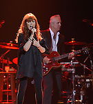 HOLLYWOOD, FL - APRIL 21: Pat Benatar and Neil Giraldo performs at Hard Rock Live at the Seminole Hard Rock Hotel & Casino on April 21, 2013 in Hollywood, Florida. (Photo by Johnny Louis/jlnphotography.com)