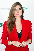 Lourdes Montes, fashion designer and woman of the bullfighter Fran Rivera Ordonez