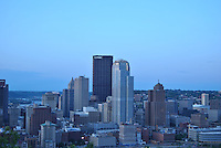 Pittsburgh's Daylight Skyline