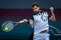 Rosmalen, Netherlands, 13 June, 2019, Tennis, Libema Open, Robin Haase (NED)<br /> Photo: Henk Koster/tennisimages.com
