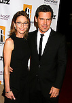 BEVERLY HILLS, CA. - October 27: Actor Josh Brolin and wife Diane Lane arrive at the 12th Annual Hollywood Film Festival Awards Gala at the Beverly Hilton Hotel on October 27, 2008 in Beverly Hills, California.