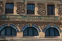Europe/Espagne/Guipuscoa/Pays Basque/Saint-Sébastien: Gare de Funiculaire du Mont Igueldo