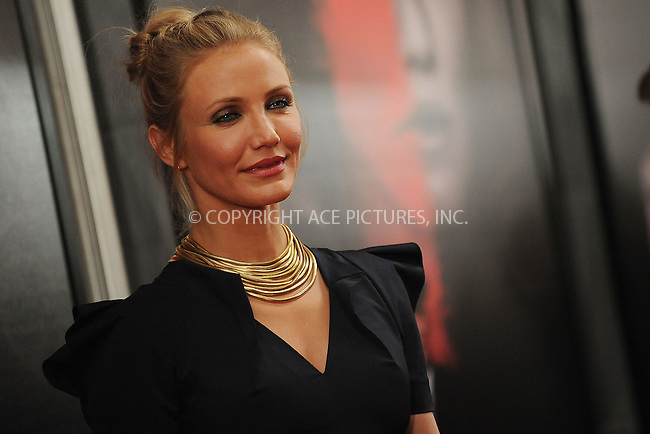 WWW.ACEPIXS.COM . . . . . ....November 4 2009, New York City....Actress Cameron Diaz arriving at the premiere of 'The Box' at the AMC Lincoln Square on November 4, 2009 in New York City.....Please byline: KRISTIN CALLAHAN - ACEPIXS.COM.. . . . . . ..Ace Pictures, Inc:  ..tel: (212) 243 8787 or (646) 769 0430..e-mail: info@acepixs.com..web: http://www.acepixs.com