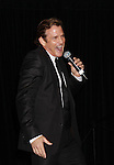"Sean McDermott (Miss Saigon, Chicago, Grease) performs ""Walking in Memphis"", ""Can't Take My Eyes"", ""Tonight"" and ""This is the Moment"" as he supports the Broadway Extravaganza to honor the Candidacy of Artist Jane Elissa for the Leukemia & Lymphoma Society, Man & Woman of the Year on April 23, 2012 at the New York Marriott Marquis, New York City, New York.  (Photo by Sue Coflin/Max Photos)"