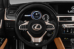 Car pictures of steering wheel view of a 2016 Lexus GS F-Sport-RWD 4 Door Sedan Steering Wheel