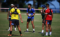 DURBAN, SOUTH AFRICA -Monday February 18th: General views during the Blues Training at Northwood School Durban North, on February 18th, 2019 in Durban, South Africa. Photo by Steve Haag / stevehaagsports.com
