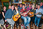 Birthday party : Paul Manning , Listowel celebrating his birthday with friends at John B Keane's Bar, Listowel on Saturday night last.