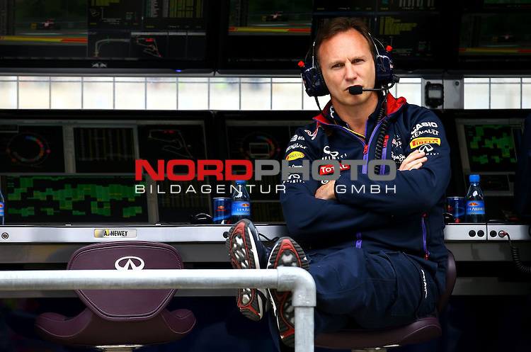 Christian Horner (GBR), Red Bull Racing, Sporting Director<br /> for the complete Middle East, Austria &amp; Germany Media usage only!<br />  Foto &copy; nph / Mathis
